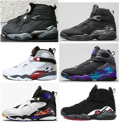 New 8 8s Chrome Aqua Black Purple Basketball Shoes Men 8s Playoffs Three  Peat 2013 Release Sneakers With Shoes Box c2be7a67c