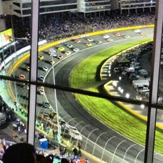 ... 600 is in Charlotte today! Charlotte Motor Speedway in Concord, NC