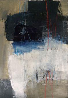 Fiona Rowett - work on paper 50 x 70 cm