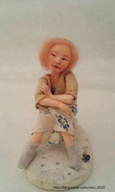 Thinking Min doll factory