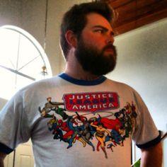 Nerd shirt February day fifteen #nerduary Justice League of America