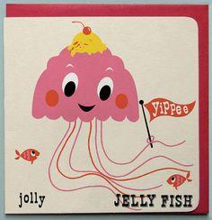 Jolly Qualle-Karte