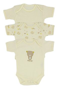3 Pack Teddy Bear Short Sleeved Baby Vests Nursery Time http://www.amazon.co.uk/dp/B00LB6LYH0/ref=cm_sw_r_pi_dp_7i1avb1CZYSDK