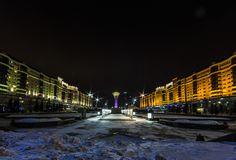 ASTANA – Capital of Kazakhstan