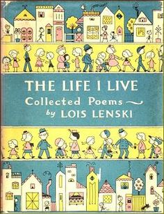 The Life I Live Collected Poems. oh, I need to find this book!