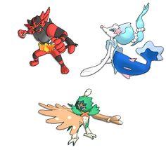 Poké-LEAK?! Pokémon Sun and Moon Demo Reveals Pokedex and Final Starter Evolutions