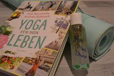 DIY Yoga Mat Cleaner und Buch: Yoga für dein Leben
