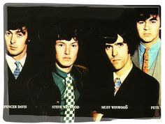 SIXTIES BEAT: The Spencer Davis Group The Spencer Davis Group, Steve Winwood, Blues Rock, Classic Rock, Music Bands, Rock And Roll, Beats, Punk, Psychedelic