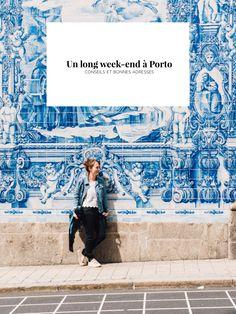 Un long week-end à Porto - Mes bonnes adresses - Lili in Wonderland Week End Porto, Destination Portugal, Wonderland, Long Week-end, Spain And Portugal, City Break, Algarve, Vacation Destinations, Places To Visit