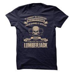 Lumberjack - #band tee #sweatshirt organization. LIMITED AVAILABILITY => https://www.sunfrog.com/No-Category/Lumberjack.html?68278