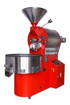 HAS GARANTİ Kahve Makineleri Üreticisi - Roaster and Roaster Equipment - HGS 10 Coffee Roasting Machine