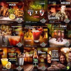 super Ideas for design advertising magazine Social Media Art, Social Media Poster, Social Media Template, Menu Design, Food Design, Restaurant Poster, Cafe Restaurant, Social Design, How To Make Banners