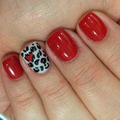 Valentine's Leopard! ❤️