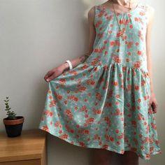 Robe Lucie - République du Chiffon - patron de couture robe