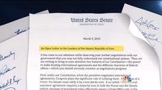 NBC: Senate GOP Letter 'Patronizes' Iran; Gives More Airtime to Zarif than Cotton