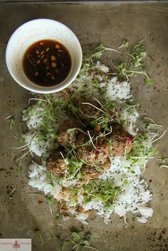 Asian Meatballs by Heather Christo, via Flickr