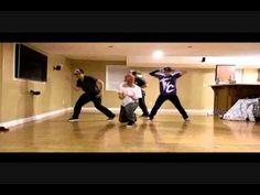 Miguel Jontel - quickie choreography