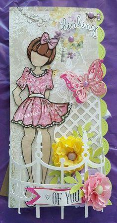 Betty doll <3 By Daniela Alvarado - Spring tag