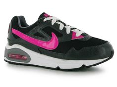 Nike Air Max Skyline Older Girls Womens Trainers Pink UK size 3 EU 35.5  NEW
