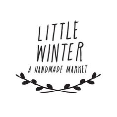 little winter - handmade market - handmale logo
