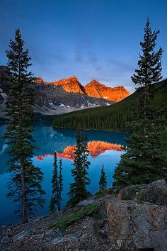 Moraine Lake - Canada | Flickr - Photo Sharing!