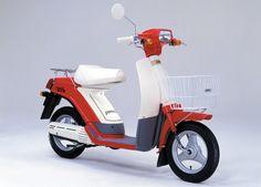 yamaha passola | Provided by Motor Magazine Ltd.
