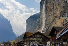 Cascada de Lauterbrunnen