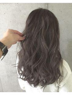 【ALIVE 表参道】ダークグレージュモーブカラーハイライトカラー - 24時間いつでもWEB予約OK!ヘアスタイル10万点以上掲載!お気に入りの髪型、人気のヘアスタイルを探すならKirei Style[キレイスタイル]で。