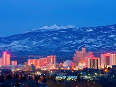 RENO, NEVADA: Reno probably isn't the first city that comes to mind when you're thinking about vacat... - iStock / photoquest7