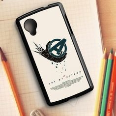 Age Of Ultron Logo Nexus 5 Case | Aneend.com