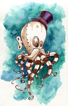 Super Punch: Mecha Octopus