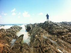 Sick weekend at the coast  #australia #surfer #surf #snapperrocks #adventure #backpacker #discover #view #rocks #sea #ocean #wanderlust #wander #summer #goldcoast #thisisqueensland by powellemma