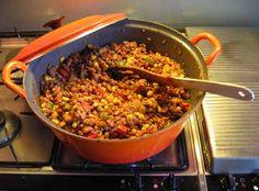 Recept voor Chili concarne