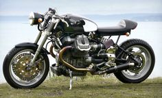 1998 #Moto #Guzzi Centauro Cafe Racer