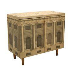 Fornasetti & Ponti cabinet | De Parma deparma.com498 × 498Buscar por imágenes 'Architectura' cabinet by Piero Fornasetti and Gio Ponti