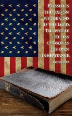 Country founded on the Biblical Principles