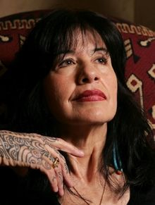 """I take myself back, fear. / You are not my shadow any longer. / I won't hold you in my hands."" Fear Poem, or I Give You Back by Joy Harjo from She Had Some Horses (1983 WW Norton) https://www.facebook.com/JoyHarjo/posts/10153695292632256"