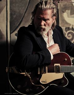 """""""I had years of partying, and I was kind of surprised and happy I survived it all. Now, being a parent, I look back on it thinking, Oh God, the things you did!"""" Jeff Bridges"""