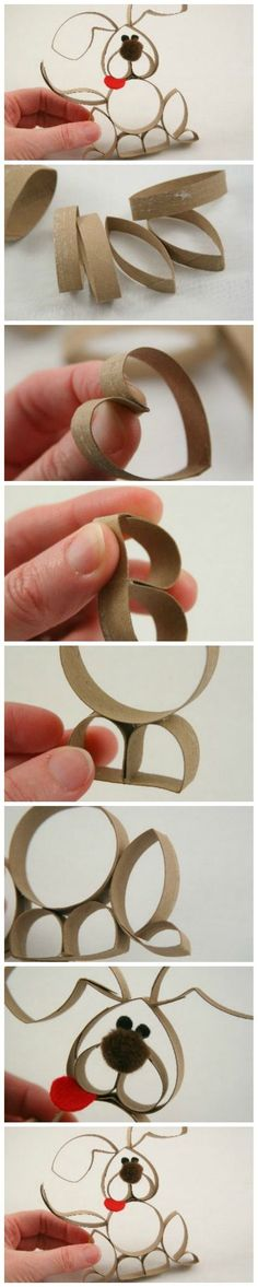 DIY Toilet Paper Roll Crafts More