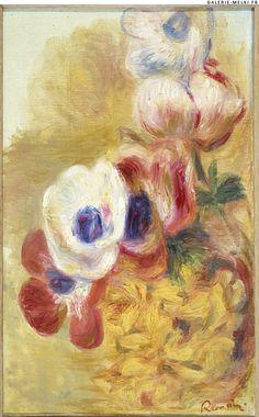 Pierre-Auguste Renoir | RENOIR, Pierre-Auguste | Galerie Melki