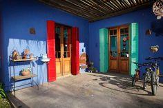 Estilo mexicano http://www.utilisima.com/decoracion/6059-mexico-en-pocos-metros.html