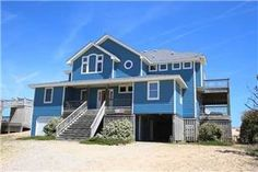 Beauty+&+The+Beach+Outer+Banks+Rentals+|+4+Wheel+Drive+-+Oceanfront+OBX+Vacation+Rentals