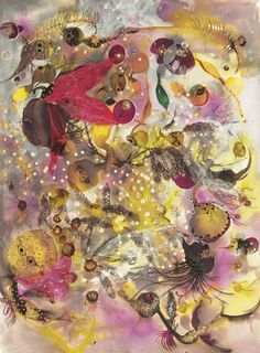 Rina Banerjee (Indian-American, b. - Wondering Angel Insects, mixed media on paper, x cm American Indians, American Art, Chicano Art, Musa, 2d Art, Les Oeuvres, Modern Contemporary, Insects, Mixed Media