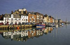 weymouth harbour 1