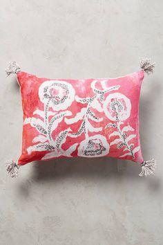 Belmont Bloom Pillow