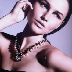AMBER ATHERTON, MODEL AND ACTRESS FROM MADE IN CHELSEA SHOW ON E4 WEARING MISTER PEARLS AND RHODIUM ! http://www.patricianicolas.com/products_new.php?page=5
