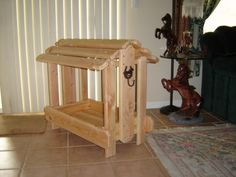saddle stands wooden | Saddle Stand - Saddle Rack