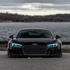 Widebody Audi R8 V10 #AudiR8
