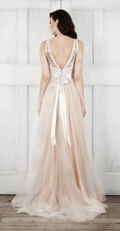 Bridal: Collection | Catherine Deane  (found from Garnish Boutique's website--They're in Towson)
