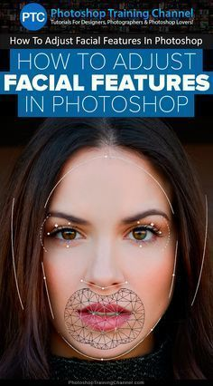 Pinning just so i can learn these tools, not necessarily to change faces  In this video tutorial, I'm going to show you how to adjust facial features in…